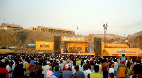 Playasos en Mollendo 2011