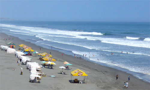 Tercera playa de Mollendo